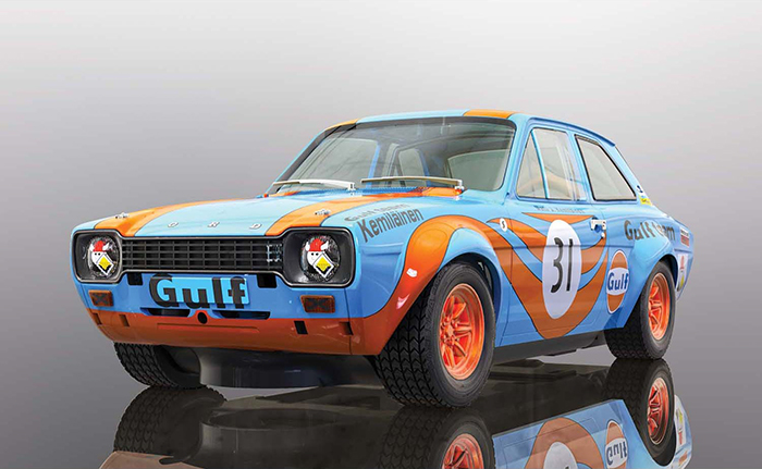 Ford Escort Mk1 - Gulf Edition (Ref.: H4013)