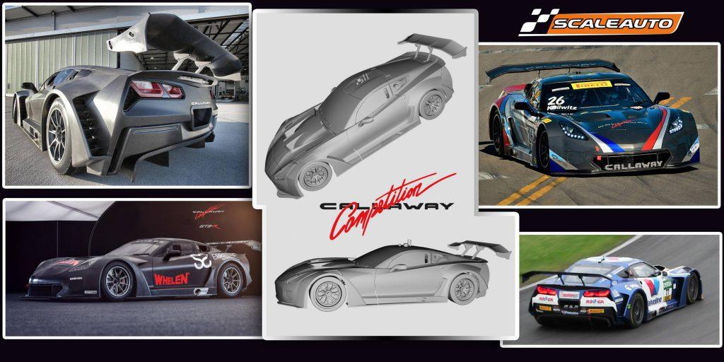 callawat C7 GT3-R Scaleauto
