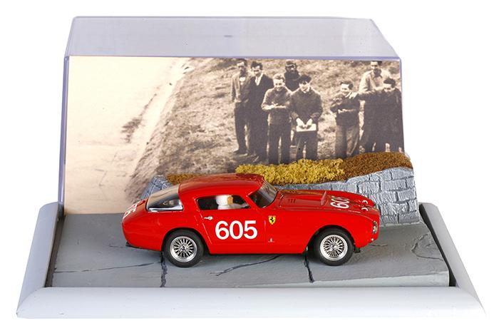 Ferrari 250 MM - Mille Miglia 1953