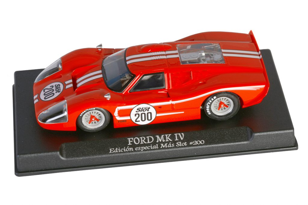 Ford MKIV Ed. Especial Más Slot